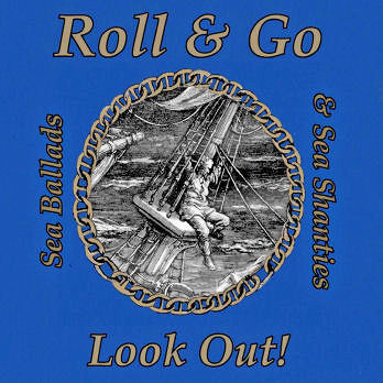 cover of CD Look Out! by Roll & Go